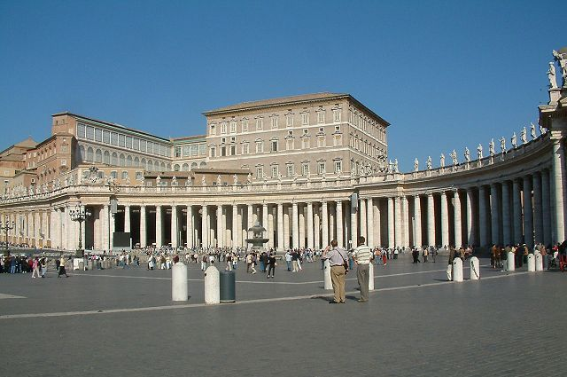 В Киеве опровергли вызов посла в Ватикане к Папе Римскому