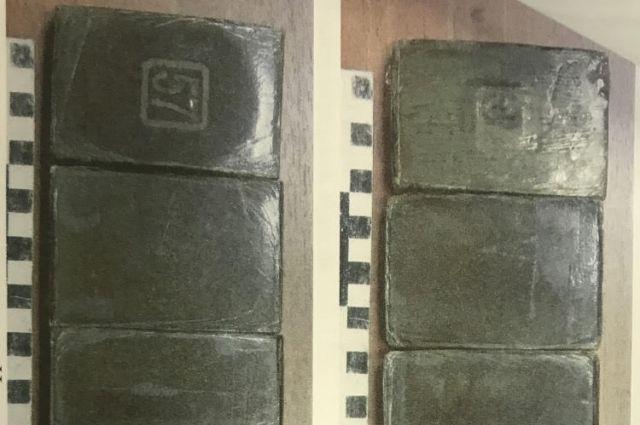 Сотрудники ФСБ перекрыли канал контрабанды наркотиков в Калининград.