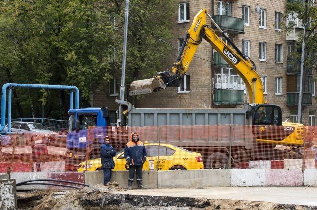 Обнаруженная в Москве мостовая была частью Владимирского тракта
