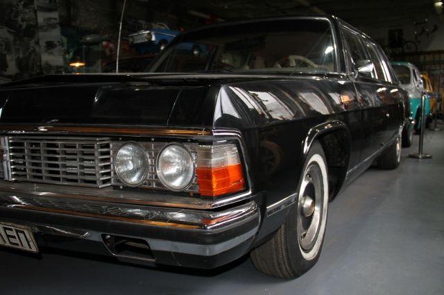 С 20.00 до 23.00 автомобили из коллекции музея будут находиться на площадке перед Пермской художественной галереей