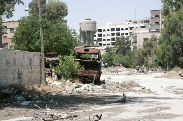 Члены Совбеза России назвали удар коалиции США в Сирии нелегитимным