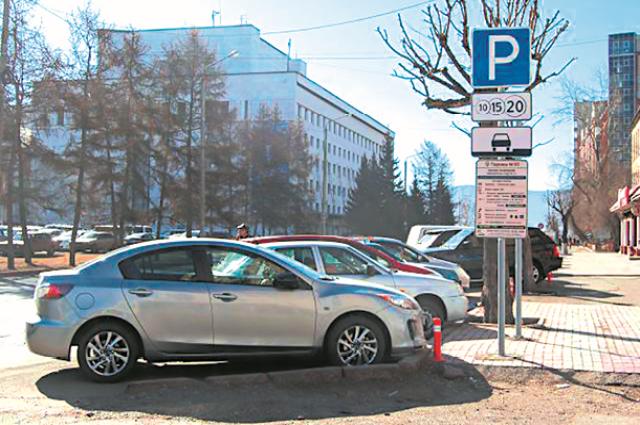 В Красноярске в ближайшие месяцы могут появиться более десятка новых паркингов.
