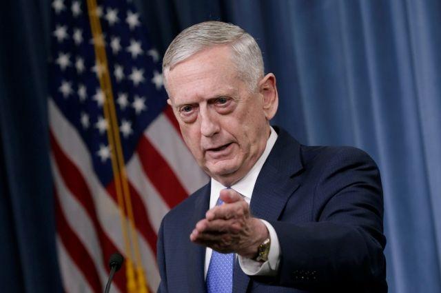 В Пентагоне заявили, что коалиция освободила 4 миллиона человек от ИГ