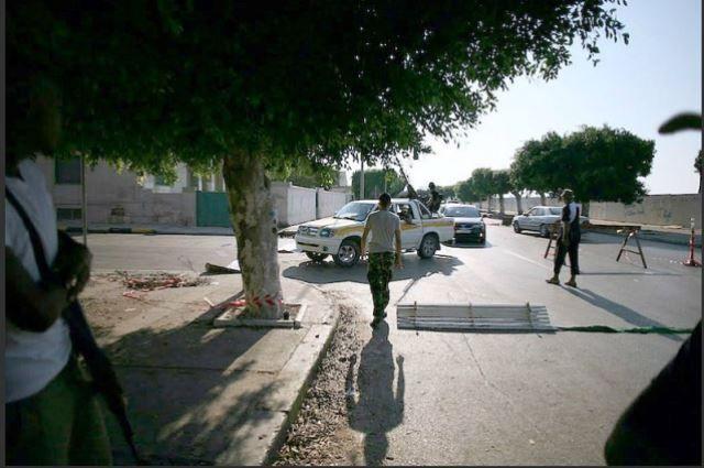В Ливии 141 человек погиб в результате нападения на авиабазу