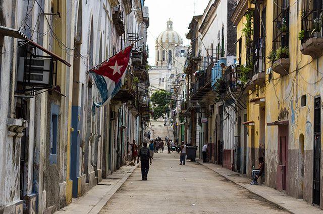 Трамп направил кубинцам пожелания сДнем независимости