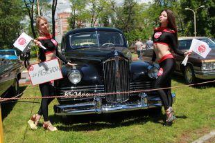 «Retro Motor Show» состоялся 11-й раз в донской столице.