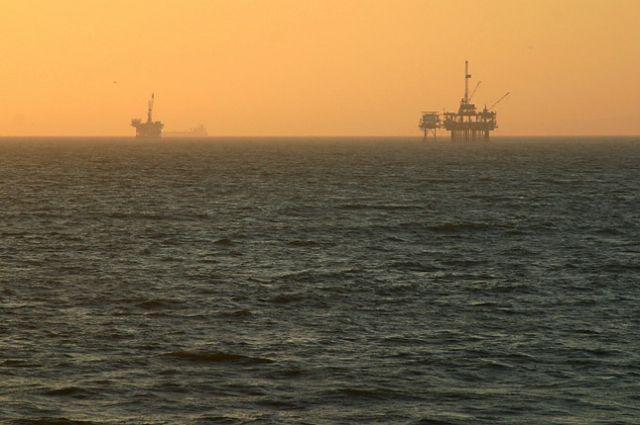 Нефть Brent торгуется выше $54 забаррель впервый раз замесяц