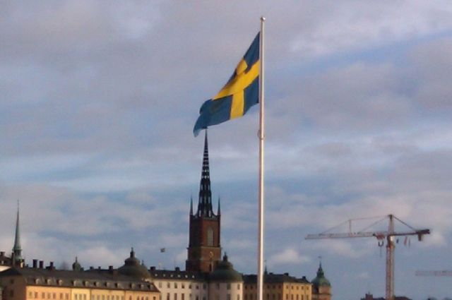 Швеция чемпион мира по хоккею.