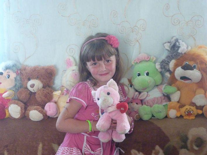 Трипузова Екатерина, 2 июня ей исполнится 10 лет.
