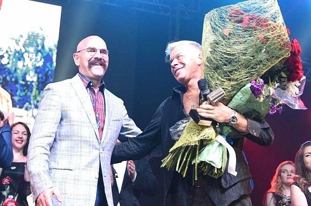 Лауреатом кубанской премии имени Анатолия Лизвинского стал Олег Газманов