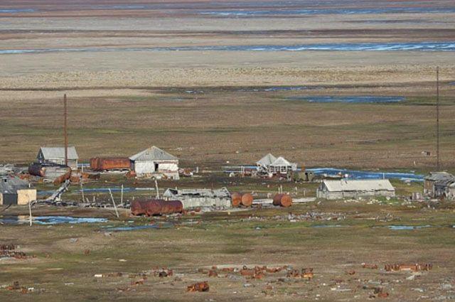На Ямале готовится экологический десант на остров Валькицкого.