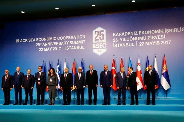 дмитрий медведев прибыл стамбул саммит очэс