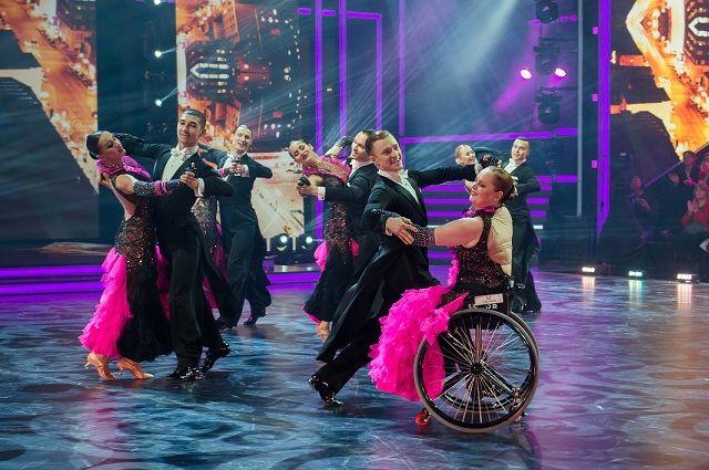 Кубку России по спортивным танцам на колясках нужна помощь тюменцев