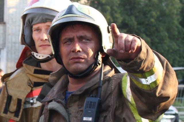 Денис Кольцов – начальник дежурной смены службы пожаротушения и проведения аварийно-спасательных работ ГУ МЧС России по Пермскому краю.