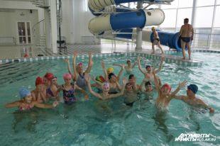 Спорткомплекс с бассейном построят в парке Южный в Калининграде.