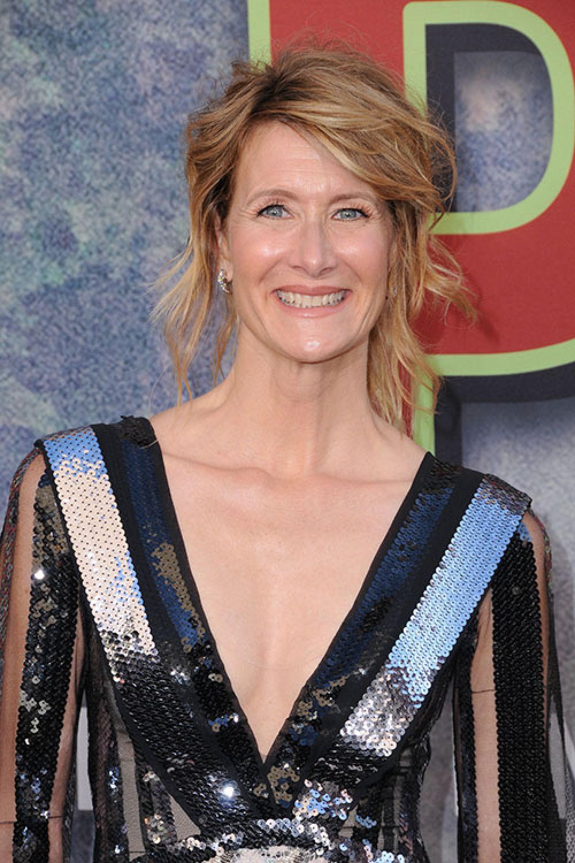 Лора Дерн, известная своим многолетним сотрудничеством с режиссёром Дэвидом Линчем, а также ролями в блокбастере «Парк Юрского периода» и его продолжениях.