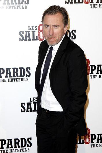 Тим Рот, известный по фильмам Тарантино «Бешеные псы», «Криминальное чтиво», «Четыре комнаты».