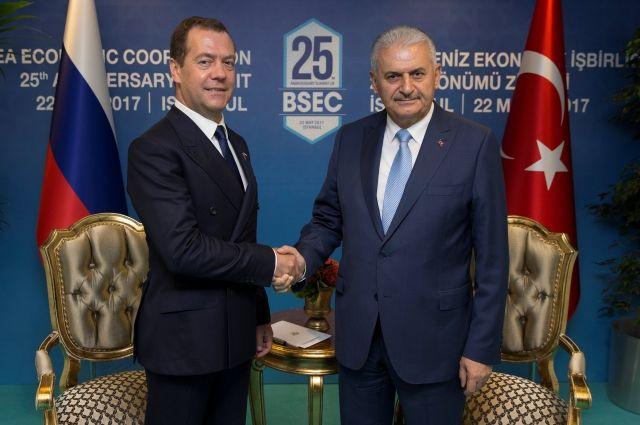 Россия и Турция договорились о снятии ограничений в торговле