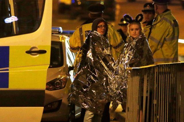 Взрыв на стадионе «Манчестер Арена». Хроника событий