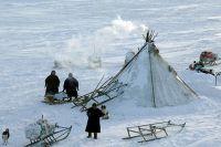 Тазовские рыбаки просят построить домики в местах своих стоянок.