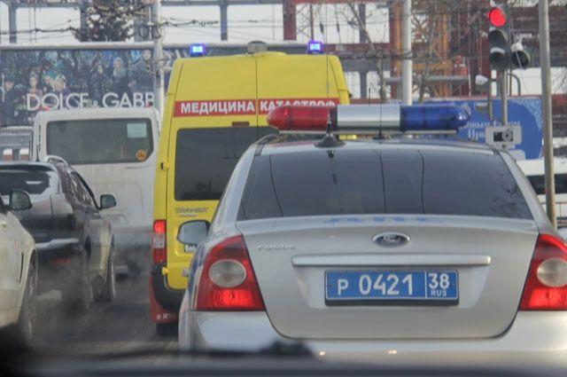 За непредоставление дороги машине скорой помощи можно лишиться прав.