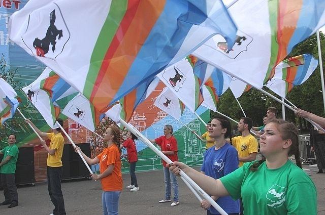 Масштабный праздник в честь Приангарья прошел в Москве.