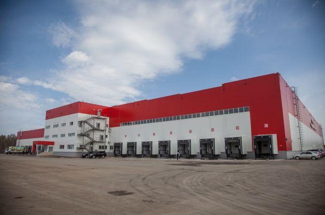 Торговая сеть «Пятерочка» открыла в Краснокамском районе единый распределительный центр «Пермь».