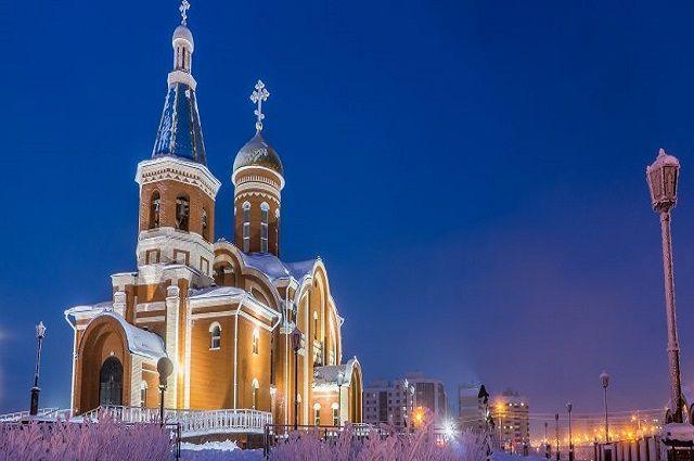 В Новом Уренгое ко Дню славянской письменности состоится хоровой концерт.