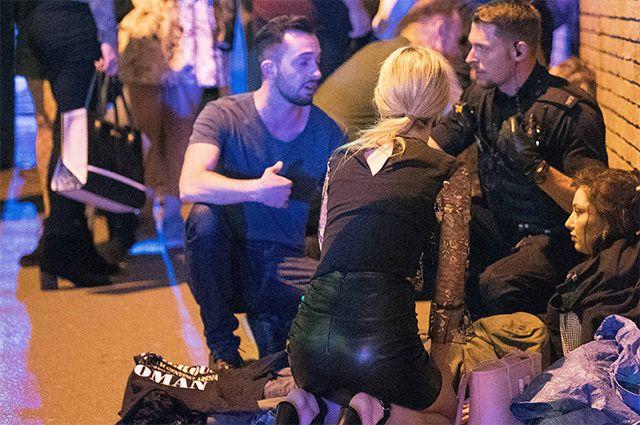 Жертвами взрыва в Манчестере стали 22 человека