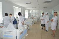 Гости отметили высокий уровень оснащения ведущей пензенской больницы.