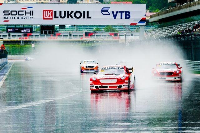 Рекорд в российской гоночной серии. В Сочи прошли 2 заезда в рамках Mitjet