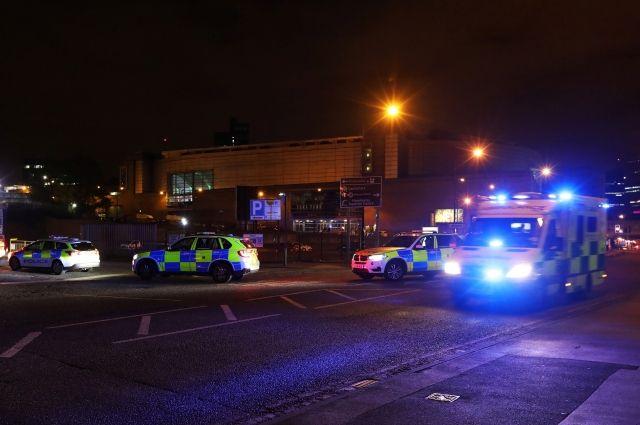 Взрыв на стадионе в Манчестере устроил смертник