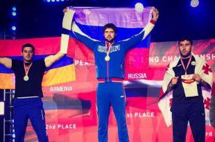 Спортмены из болгарии и грузии заняли втрое и третье места.