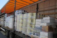 Калининградские таможенники задержали 2,7 тонн консервации из Польши.