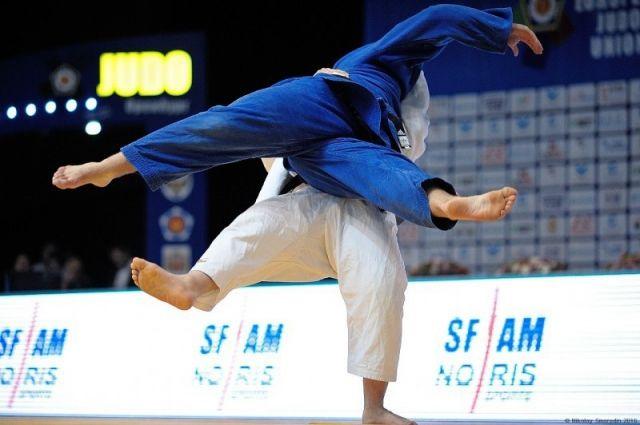 Тюменский дзюдоист завоевал первое место на Кубке Европы по дзюдо