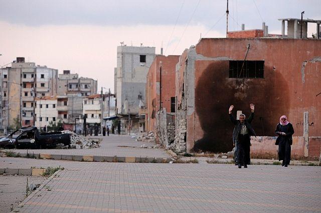 Два человека погибли, 40 пострадали при взрыве автомобиля вХомсе