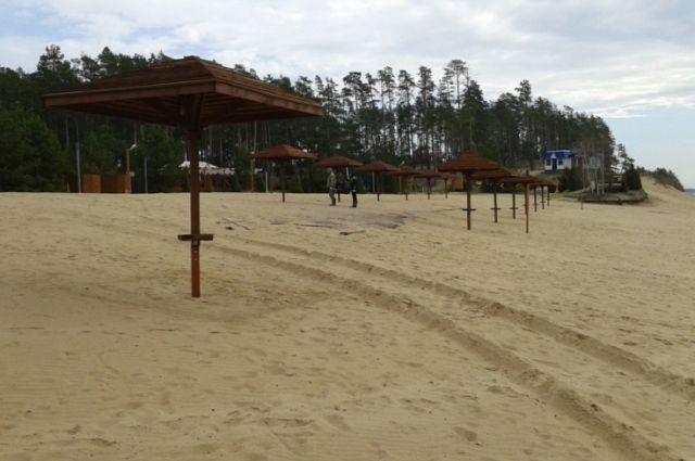 Стало известно, что может помешать старту пляжного сезона вЧебоксарах 1июня