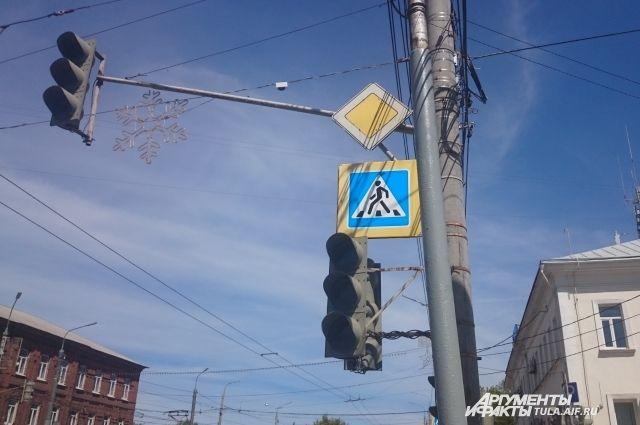 4 светофора отключены вНижнем Новгороде 23мая