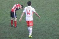 Георгий Джикия перешел в столичный клуб из «Амкара» в зимнее межсезонье.