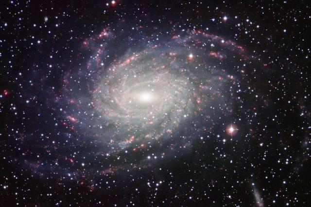 Ученые назвали источник антиматерии внашей Галактике