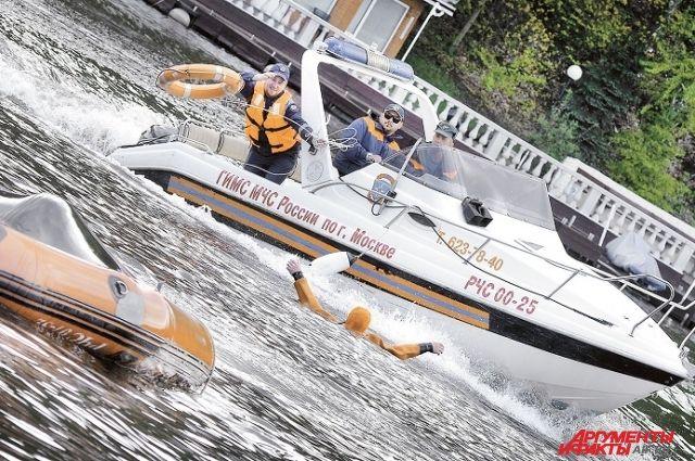 Как спасатели встречают лето? 9 зон отдыха уже готовы к наплыву москвичей