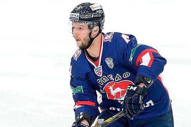 Хоккеист Михаил Григорьев снова будет защищать ворота нижегородского «Торпедо»