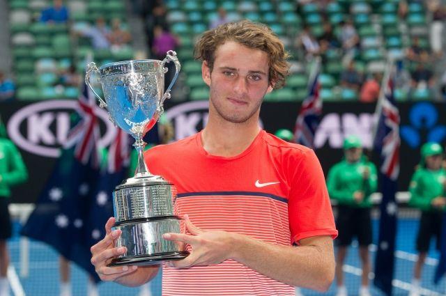 Чемпион юниорского Australian Open-2016 рассказал в суде о договорном матче