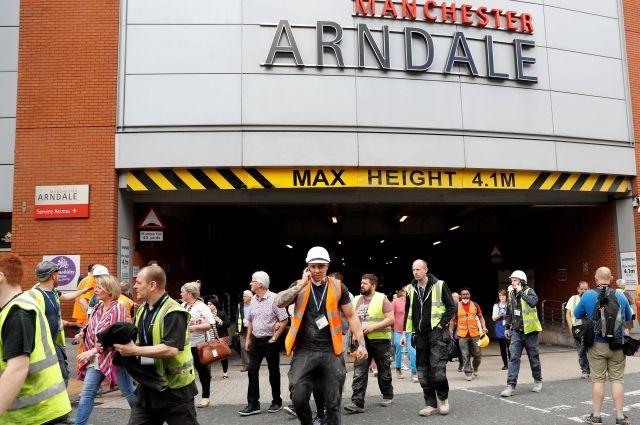 Стало известно имя террориста, устроившего взрыв в Манчестере