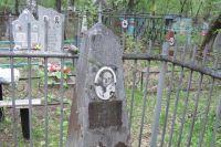 Могила Афанасия Анохина.
