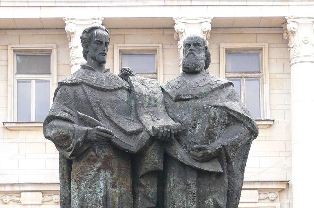 24 мая отмечается день памяти святых равноапостольных братьев Кирилла и Мефодия.