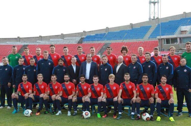 Тульский «Арсенал» сразится с«Енисеем» вКрасноярске