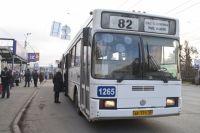 На ночь городские автобусы должны оставаться на оборудованной парковке.