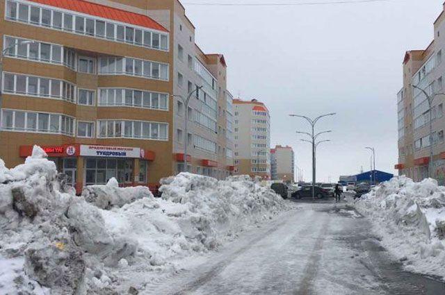Микрорайон Тундровый в Новом Уренгое спроектирован с недостатками.