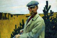 Борис Кустодиев. Автопортрет (На Охоте). 1905 год.